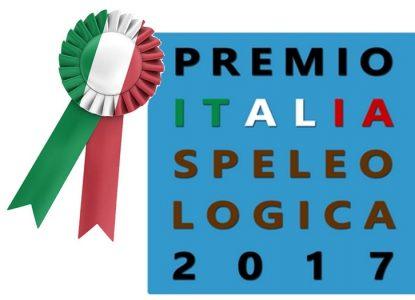 premio italia speleologica 2017